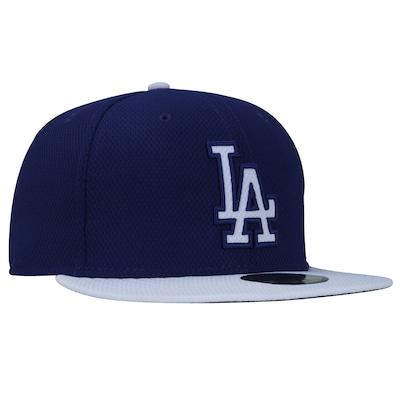 Boné Aba Reta New Era Los Angeles Dodgers MLB - Fechado - Adulto