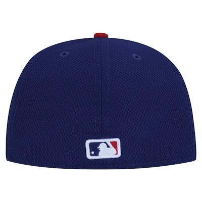 Boné Aba Reta New Era Texas Rangers MLB - Fechado - Adulto