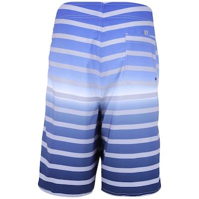 Bermuda Oxer Tie Die Stripes - Masculina