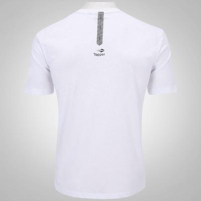 Camiseta Topper Marcos Defesa Copa do Mundo - Masculina