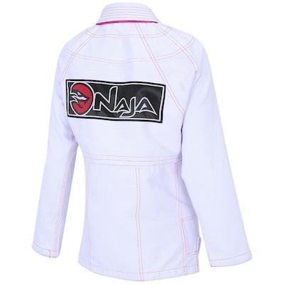 Kimono de Jiu-Jitsu Naja Prata 2013 - Feminino