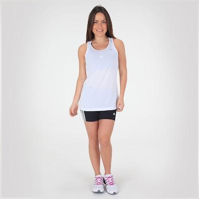 Camiseta Regata adidas LW MF - Feminina