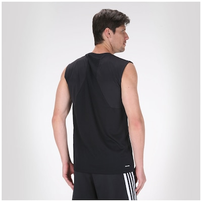 Camiseta Regata adidas 3S - Masculina