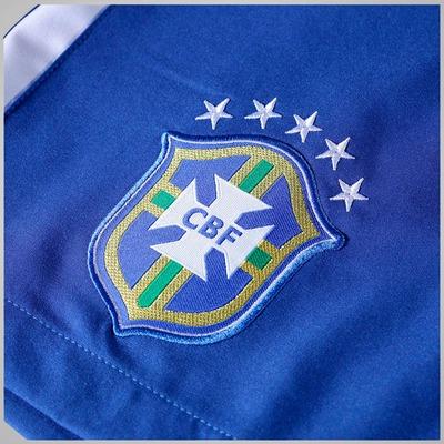 Calção Nike Brasil II CBF Torcedor 2014