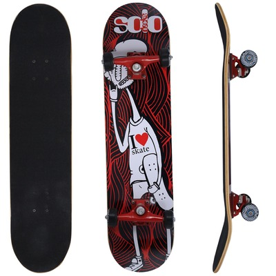 Skate Solo Decks Iniciante I Love