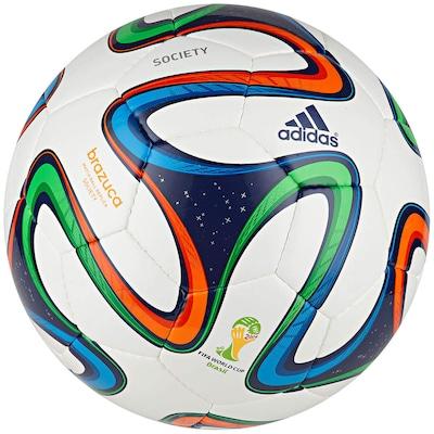 Bola de Futebol Society adidas Brazuca WC 14