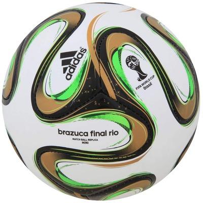 Bola Brazuca Glider Final Rio Copa do Mundo da FIFA 2014
