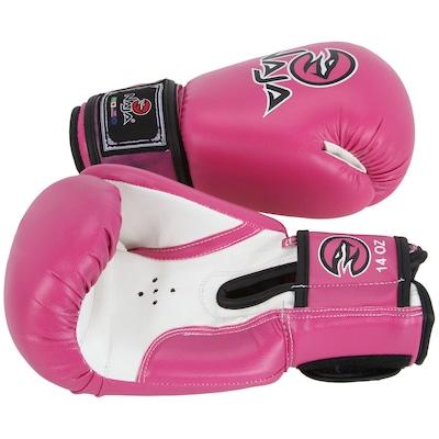Luvas de Boxe Naja Muay Thai 10 0Z – Adulto