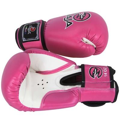 Luvas de Boxe Naja Muay Thai 14OZ