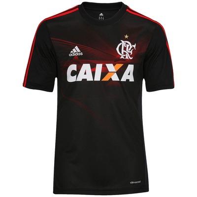 Camisa do Flamengo III 2013 s/nº adidas