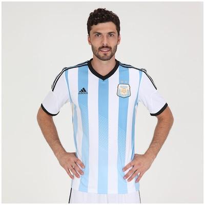 Camisa adidas Seleção Argentina I s/n 2014 - Torcedor