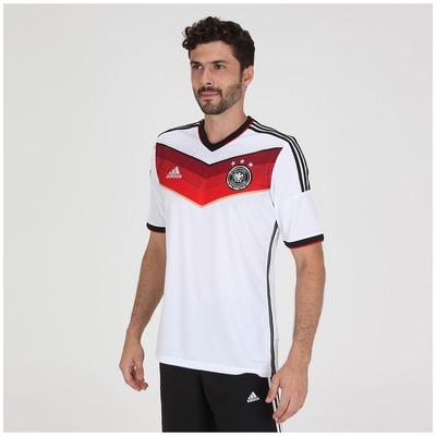 Camisa adidas Seleção Alemanha I s/n 2014 - Torcedor