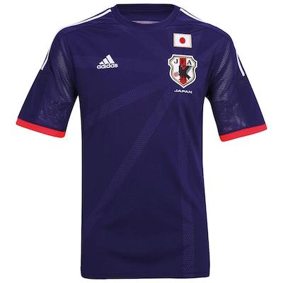 Camisa adidas Seleção Japão I s/n 2014 - Torcedor