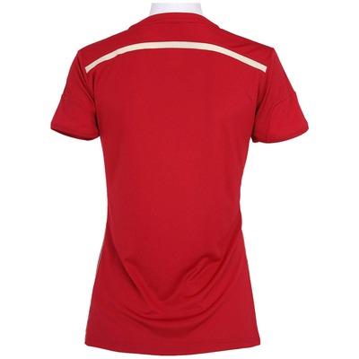 Camisa adidas Seleção Espanha I s/n 2014 – Feminina