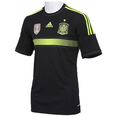 Camisa adidas Seleção Espanha II s/n 2014 - Torcedor