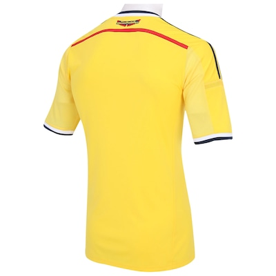 Camisa adidas Colômbia Home 2014 - Masculina
