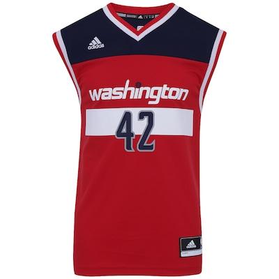 Camiseta Regata adidas NBA Washington Wizards Nenê - Masculina