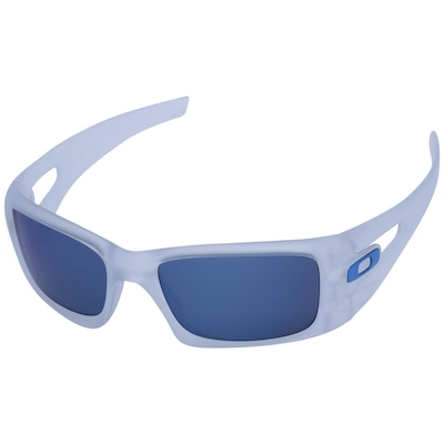Óculos de Sol Oakley Crankcase Iridium Polarizado -  Unissex