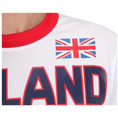 Camiseta Kappa Países – Inglaterra