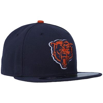 Boné Aba Reta New Era Chicago Bears - Fechado - Adulto