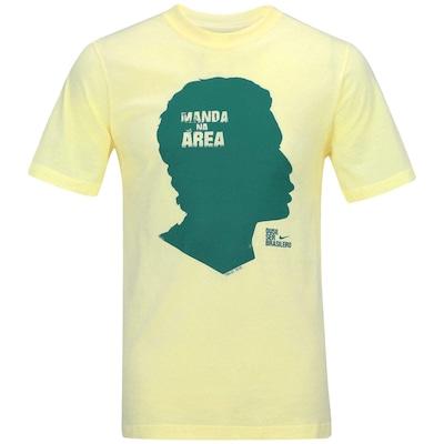 Camiseta Nike Manda Na Área - Masculina