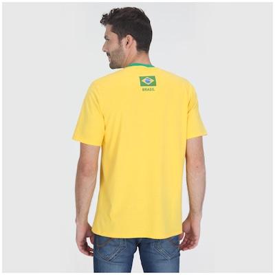 Camiseta Braziline Copa Brasil - Masculina