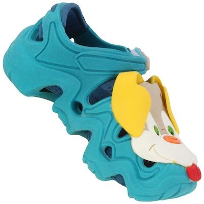 Sandália Plugt Sport Cachorro 27003 - Infantil