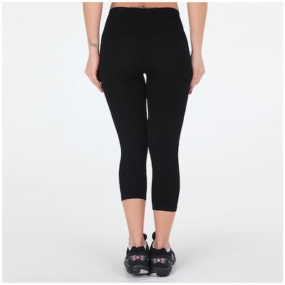 Calça Legging Corsário Fitness Speedo - Feminina