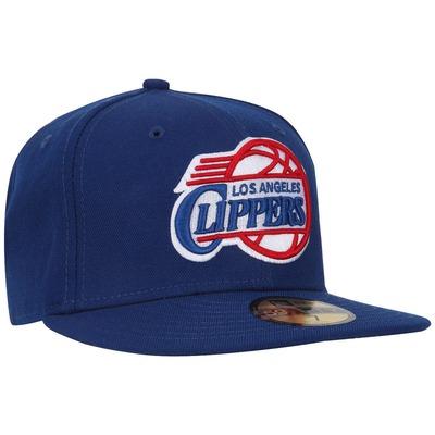 Boné Aba Reta New Era Los Angeles Clippers - Fechado - Adulto