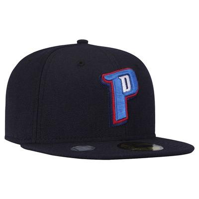 Boné Aba Reta New Era Detroit Pistons - Fechado - Adulto