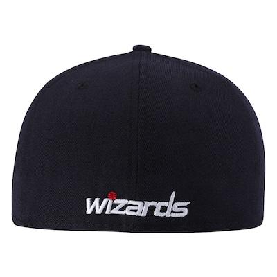 Boné Aba Reta New Era Washington Wizards - Fechado - Adulto