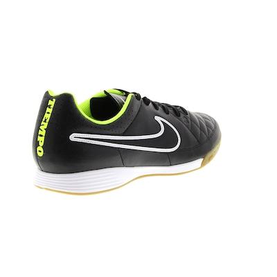 Chuteira de Futsal Nike Tiempo Genio Leather IC