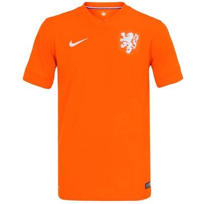 Camisa Nike Seleção Holanda I s/n 2014 - Torcedor