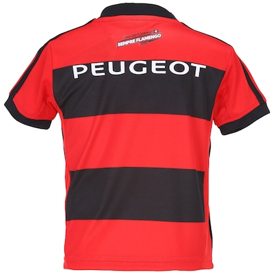 Kit Uniforme adidas Flamengo I 2014 - Bebê