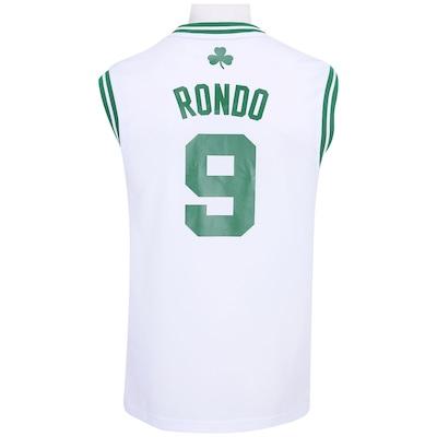 Camiseta adidas Mac Celtics 1 Rondo - Masculina