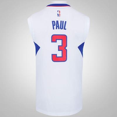 Camiseta Regata adidas NBA Los Angeles Clippers - Masculina