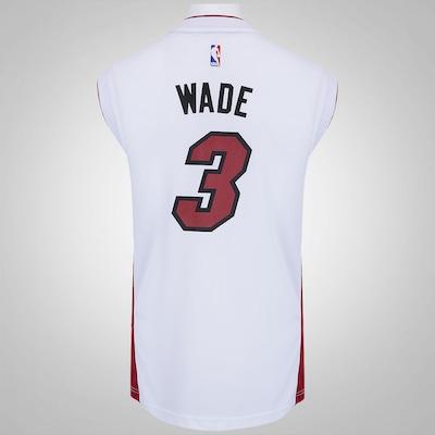 Camiseta Regata adidas Heat Home Wade - Masculina