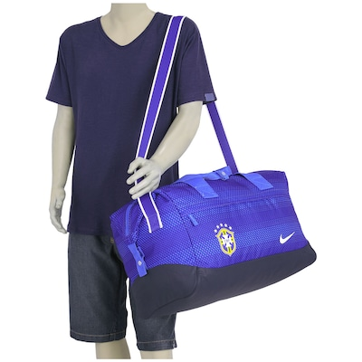 Mala Nike Allegiance Brasil Shield BA4786