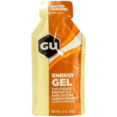 Energético em Gel Gu Energy - Sabor Caramelo - Sachê 32g