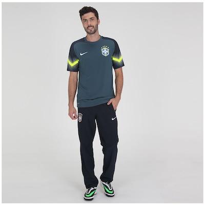 Camisa de Goleiro Nike Brasil CBF 2014 s/nº
