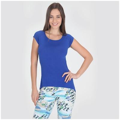 Camiseta Oxer Ari Brasil Lisa - Feminina