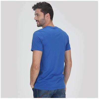 Camiseta Nike Copa CBF Core Crest Tee - Masculina