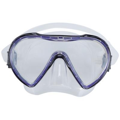 Kit de Mergulho: Snorkel e Máscara de Mergulho Mormaii Gaia - Adulto