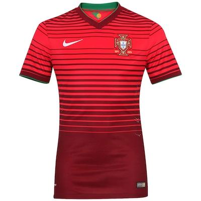 Camisa Nike Seleção Portugal I s/n 2014 - Jogador