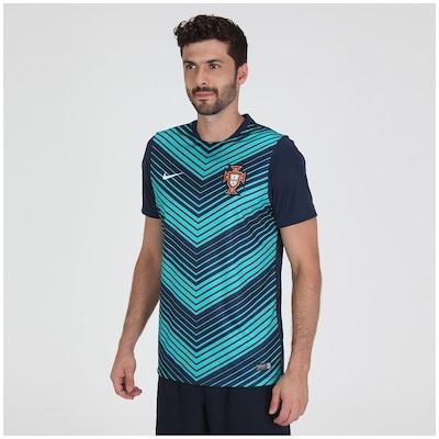 Camisa Nike Portugal Squad SS PM - Masculina