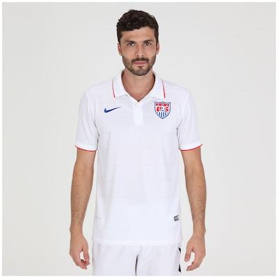 Camisa Nike Seleção EUA I s/n 2014 - Torcedor