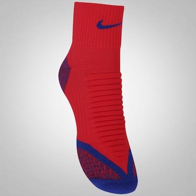 Meia Nike Elite Running Cushion - Masculina