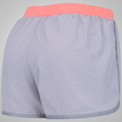 Short Oxer Perforated - Feminino