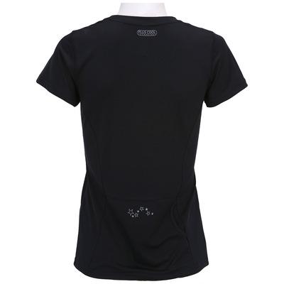 Camiseta Oxer Recorte Perforated - Feminina