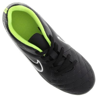 Chuteira de Campo Nike Tiempo Rio II FG – Infantil